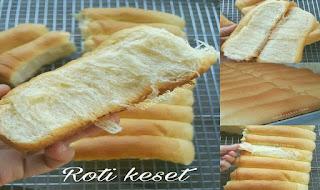 Resep Membuat Roti Keset Empuk Halus Rasanya Lebih Enak Bahan nya Pun Sangat Irit