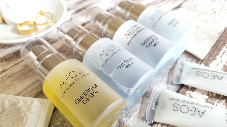 AEOS Organic Skincare, Cruelty Free Skincare