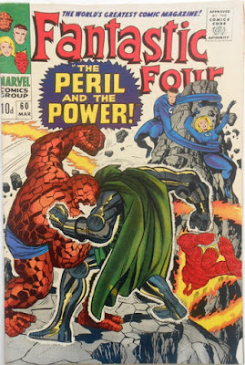 Fantastic Four #60, Dr Doom