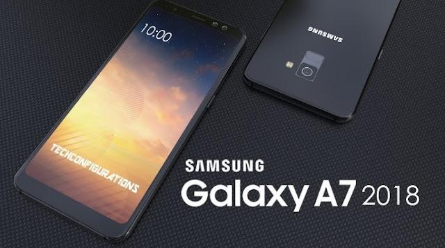 Kelebihan dan Kekurangan HP Samsung Galaxy A7 2018, Spesifikasi Lengkap HP Samsung Galaxy A7 2018, Harga HP Samsung Galaxy A7 2018