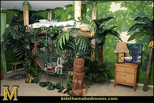 Decorating theme bedrooms - Maries Manor: rainforest