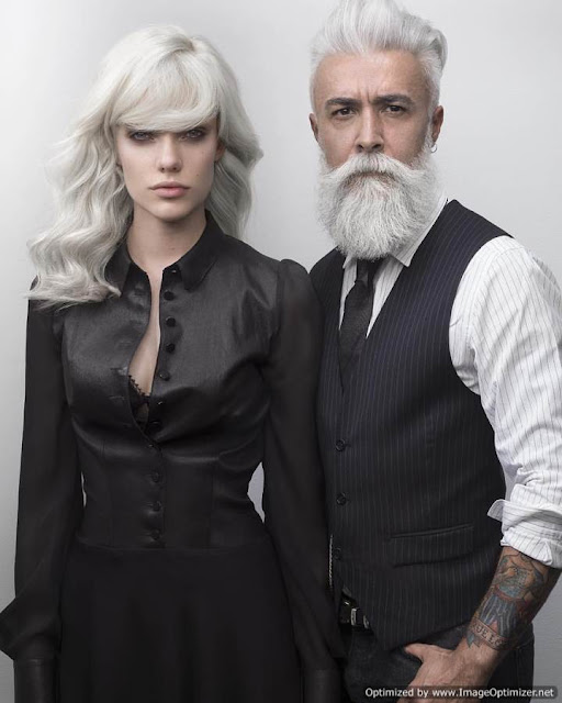 Alessandro Manfredini Fashion Beard Style
