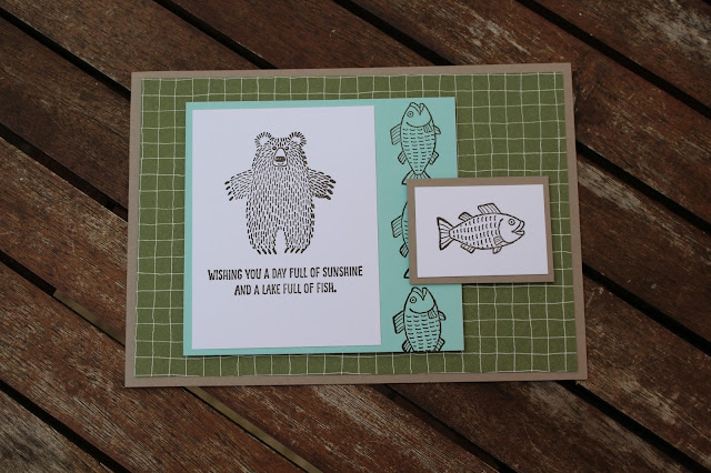 Bear Hugs Stampin' Up!