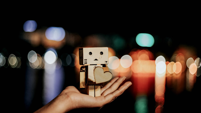 Danbo, The Cardboard Box Robot