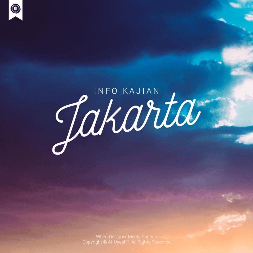 Info Kajian Jakarta