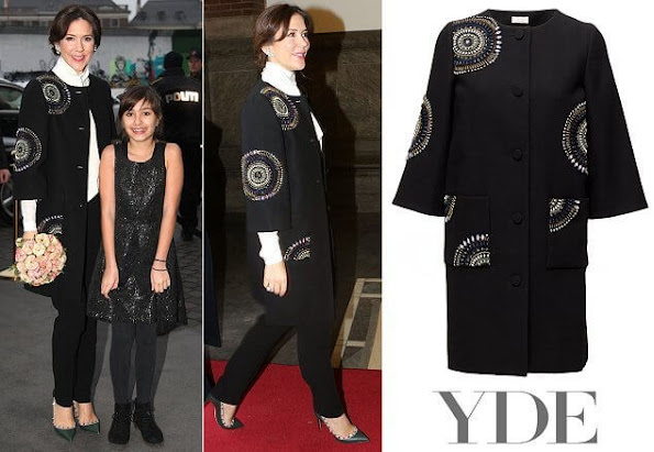 Princess Mary outfits JYde Jana Jacket, Cecilie Bahnsen, Prada