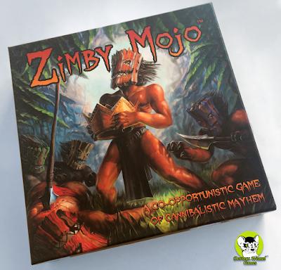 Zimby Mojo Box Art by Naomi Robinson © 2016
