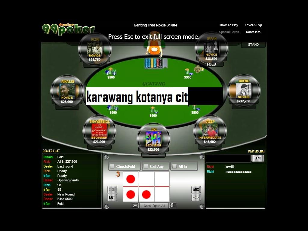 Cit domino poker 99 double biggest online casino no deposit bonus