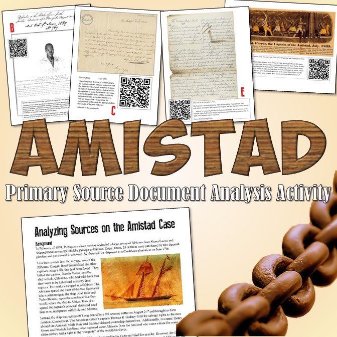 an introduction to the analysis of amistad Amistad movie analysis - the film amistad is based on a true event that occurred   slavery and the jamaican maroons - the introduction of black slaves in the.