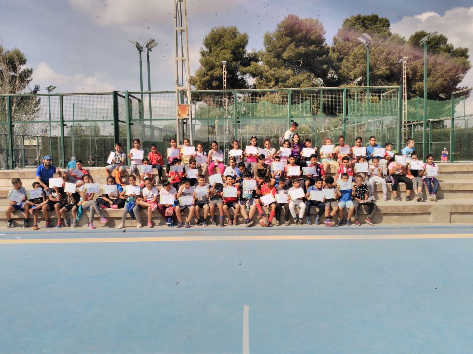 Actualidad Deportes San Javier: 4º Encuentro Escuelas Deportivas Mate