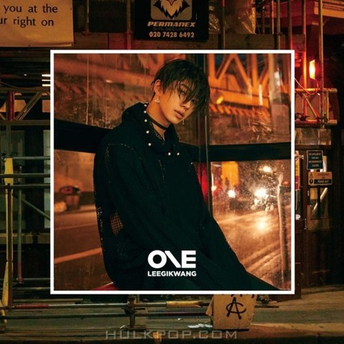 LEEGIKWANG – 1ST MINI ALBUM `ONE` (FLAC_CD)