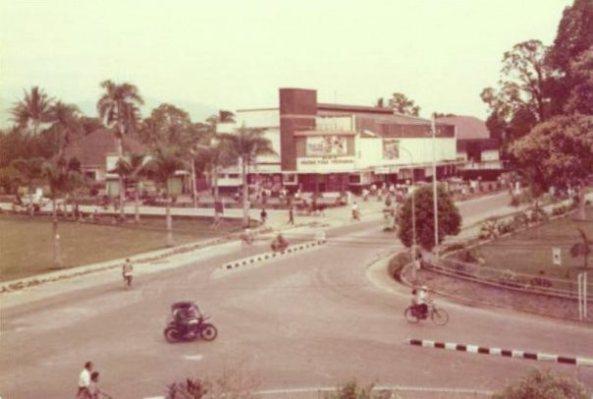 Gedung Bioskop Ria Pematang Siantar Tahun 1977