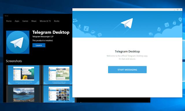 تحديث تطبيق تيليجرام لسطح المكتب يدعم الاستطلاعات الخاصة