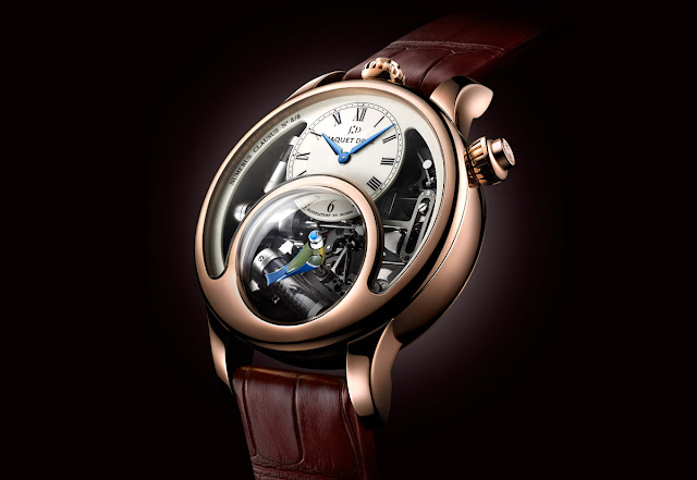 Jaquet Droz Charming Bird 2018