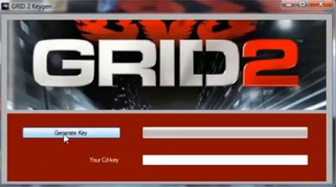 GRID 2 Key Generator ~ Hacks and Key Generators