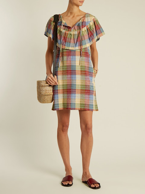 Ace & Jig Madras Clifton Dress