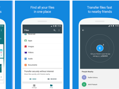 Here Is A Good Files App from Google