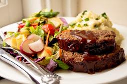 Honey Barbecue Meatloaf Recipe