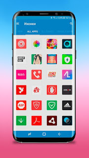 MIUI 10 Limitless icon pack v1.0.2 Patch Premium  APK