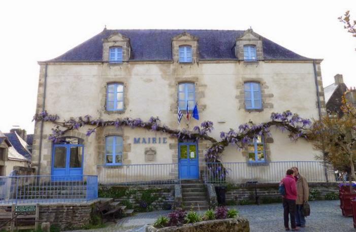 Rochefort-en-Terre, Ayuntamiento.