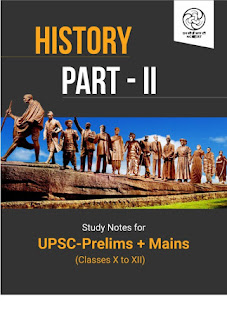 HISTORY STUDY NOTE 1 FROM NCERT BOOKS