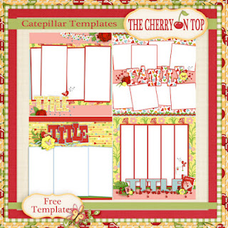 Free templates from The Cherry On Top