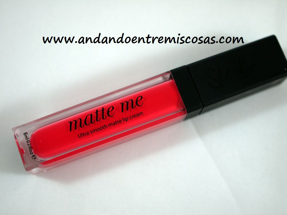 Labial Sleek Matte Me, Party Pink 434