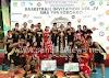 Tim Putra Putri SMKN 2 Pinrang Sabet Juara 1 Dan 2 Di IBB Soroako