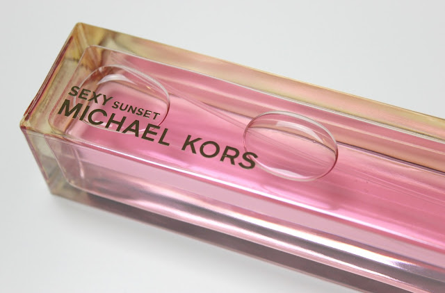 A picture of Michael Kors Sexy Sunset Eau de Parfum