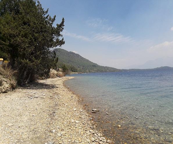 Route to Rara Lake --- Rara Lake
