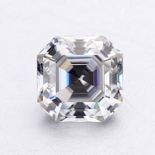 Moissanite-Asscher-Cut-Stones-Factory
