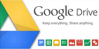 Jual akun Google Drive Unlimited murah