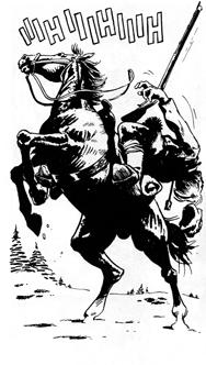 Ken Parker de Berardi y Milazzo. edita ECC Ediciones - comic western vaqueros