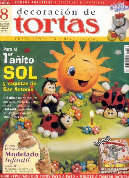 Revistas de manualidades gratis decoraci n de tortas n 8 for Revistas de decoracion gratis