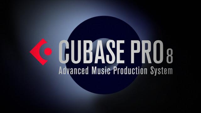 Cubase Pro 8 Crack/Keygen