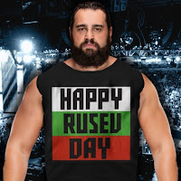Rusev On If He's Frustrated By His Position In WWE