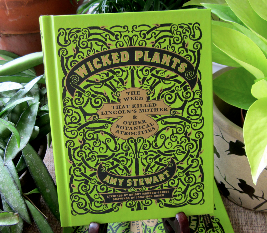 Book Review Wicked Plants