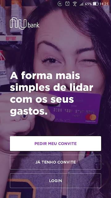 Dica sobre cartões de crédito: Nubank em Como economizar com o cartão de crédito? Revelado o segredo no Blog de Finanças Pessoais Sou Poupador.