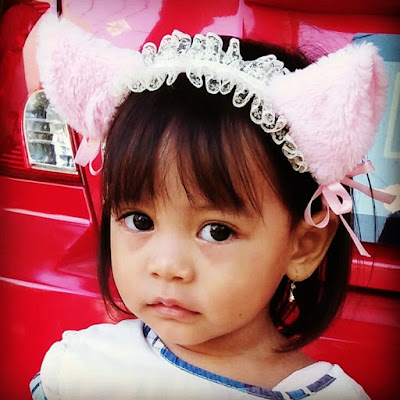 aiko, maryam, azzahra, bayi, bayi imut, bayi cantik, bayi lucu, daughter, family, keluarga, putri, anak, aksesoris, perhiasan, hiasan kepala