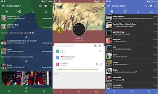 Download BBM DELTA v3.1.2 Terbaru Gratis