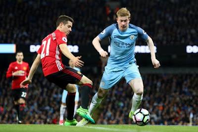 Manchester City Hancurkan 3 Rekor Manchester United