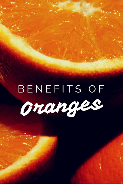 Benefits of Oranges - Lot of recipes to choose from!  Slice of Southern