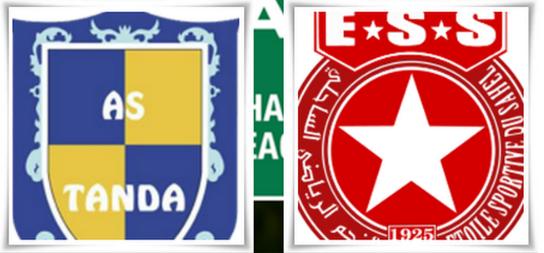 النجم الساحلي التونسى يغوز على تاندا الإيفواري ويصعد الى دور الستة عشر فى دوري أبطال أفريقيا