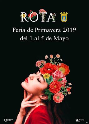 Rota - Feria de Primavera 2019 - 'Primavera metafórica' - Jesús Martínez Romero