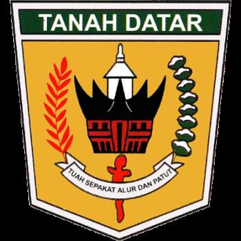 Logo Kabupaten Tanah Datar PNG