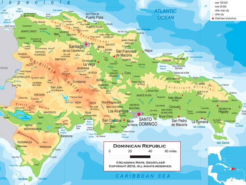 geografia-de-la-republica-dominicana