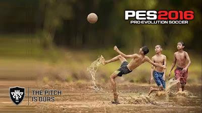 Indonesian Football Life Startscreen