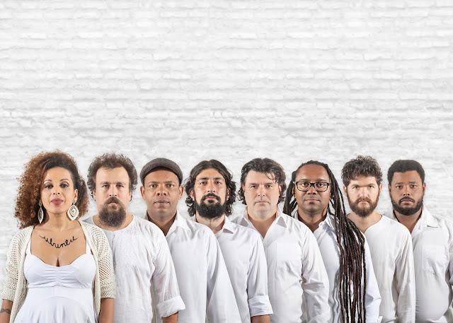"""Cromossomo Africano reforça as raízes afromineiras com o novo álbum """"Eutu Ubuntu"""""""