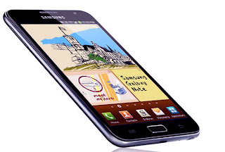 New Samsung Galaxy Note 1