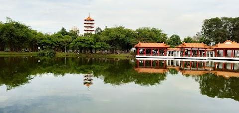 Explore Singapore : Chinese Garden Singapore!